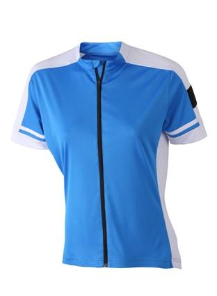 3c0c3a2a68ee44 James & Nicholson Ladies' Bike-T Full Zip günstig online kaufen ...
