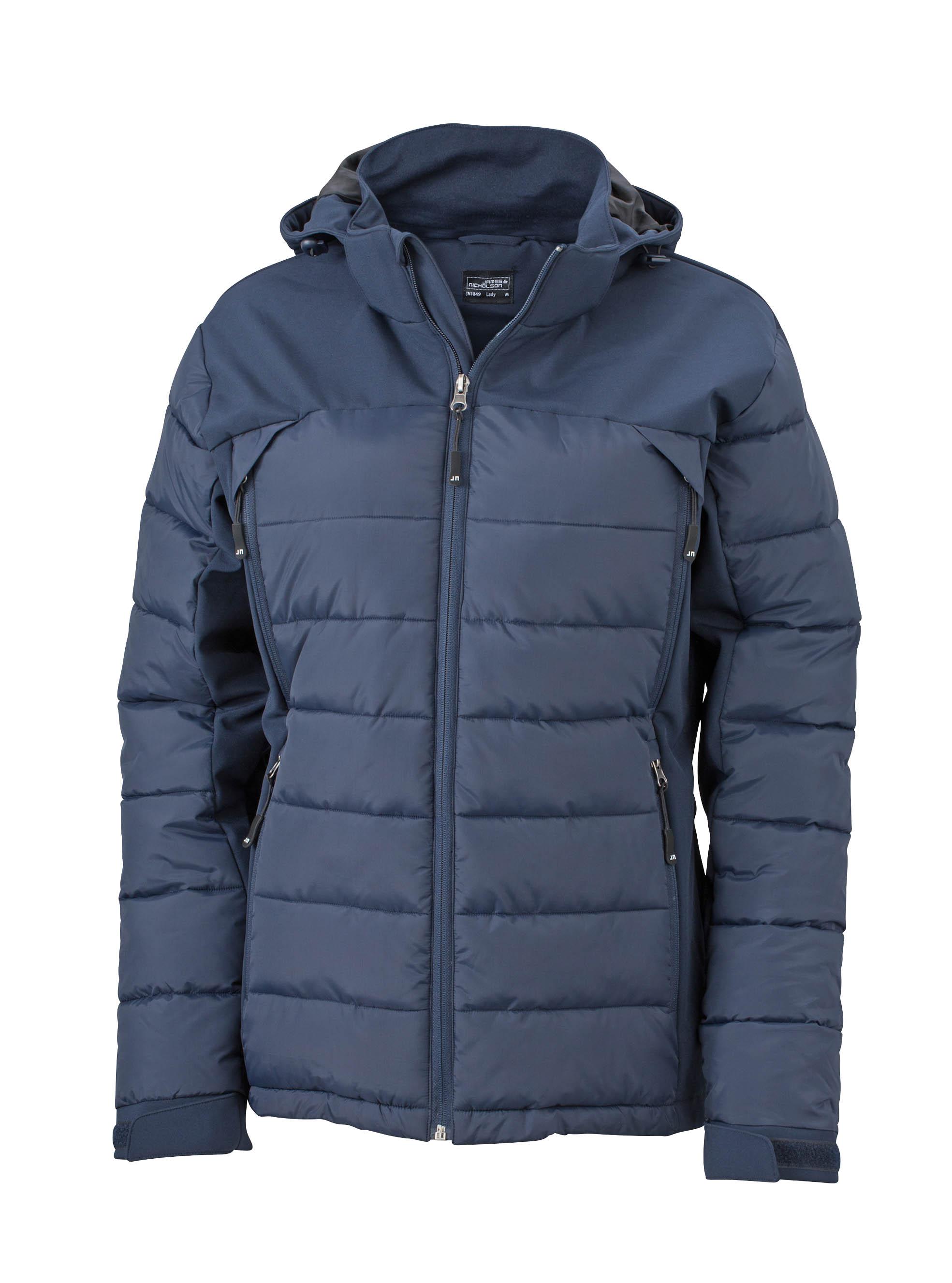 b5bb213509 James & Nicholson Ladies' Outdoor Hybrid Jacket günstig online kaufen    shirt-and-cap.de