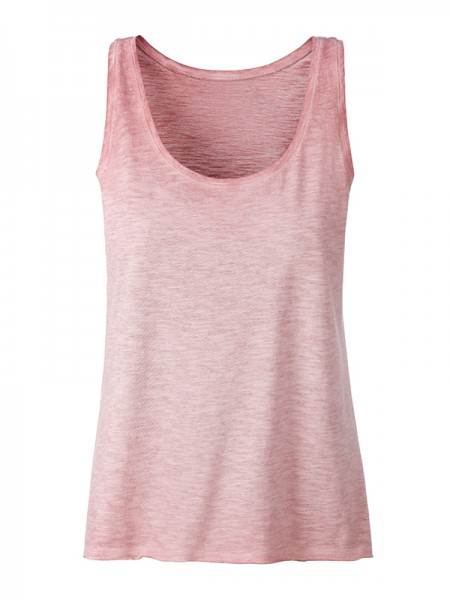 dee1bb25f0 James & Nicholson Ladies' Slub-Top günstig online kaufen   shirt-and ...